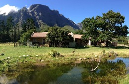 Franschhoek Country Cottages Franschhoek