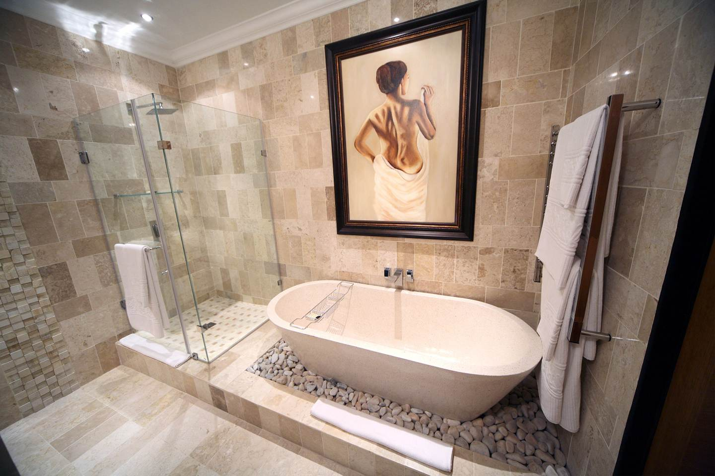 Fusion boutique hotel polokwane pietersburg south africa for Best boutique hotel bathrooms