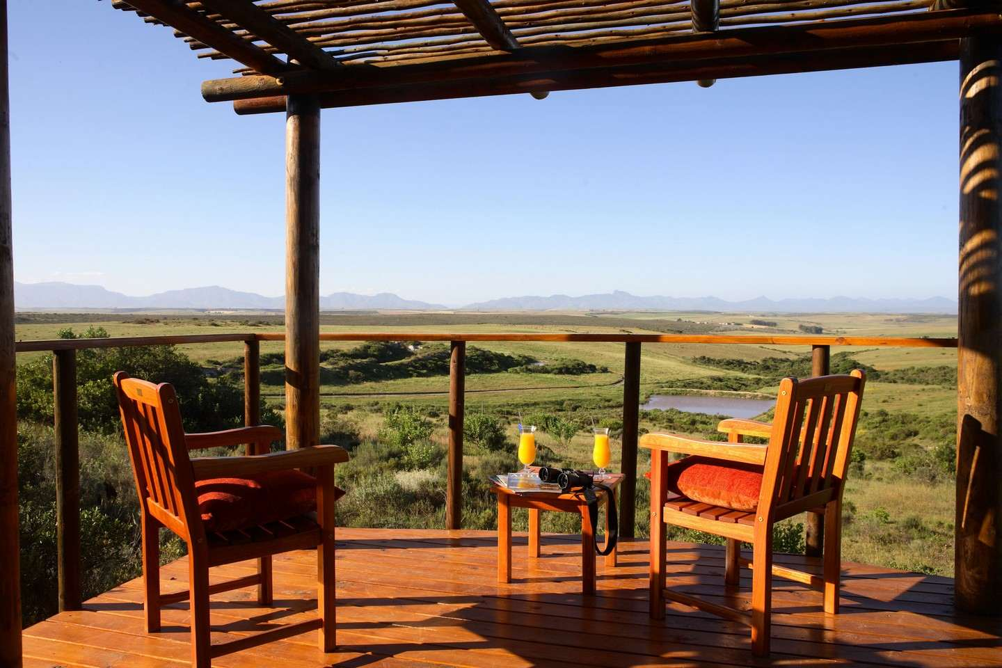 Garden Route Game Lodge Albertinia