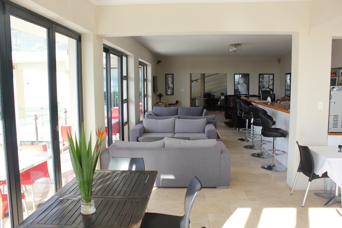 Grande kloof boutique hotel cape town south africa for High end boutique hotels