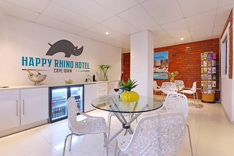 Happy Rhino Hotel Cape Town