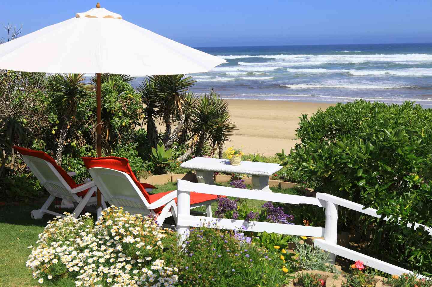 Haus am Strand Wilderness South Africa