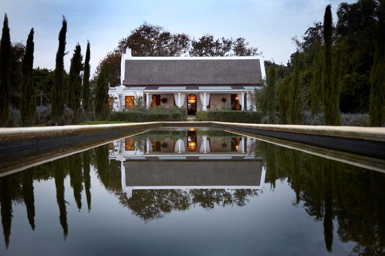 Hawksmoor House  Stellenbosch  South Africa