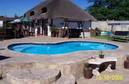 Hawthorn Towers Guest House Witbank