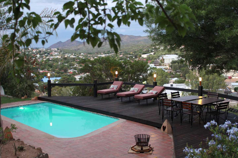 Hilltop Guest House Windhoek Namibia