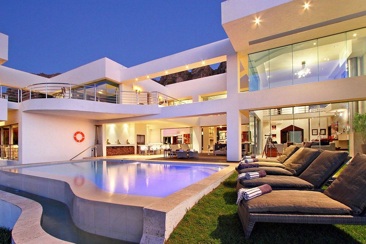 Hollywood Mansion Camps Bay Cape Town South Africa