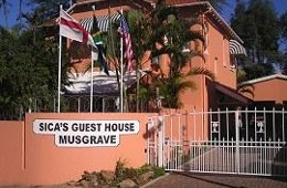 Sica's Guest House - Musgrave Durban