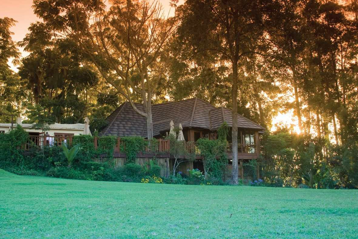 Hulala Lakeside Lodge, White River, South Africa