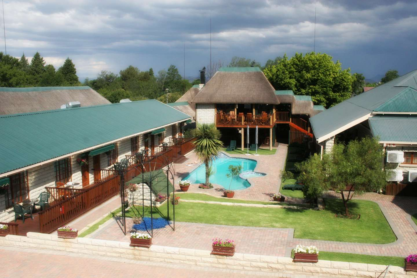 Imperani Guesthouse, Ficksburg, South Africa