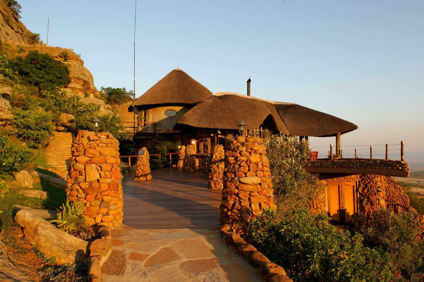 Dundee South Africa  City new picture : Isandlwana Lodge, Dundee, South Africa