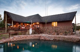 Jamila Game Lodge Welgevonden Private Game Reserve