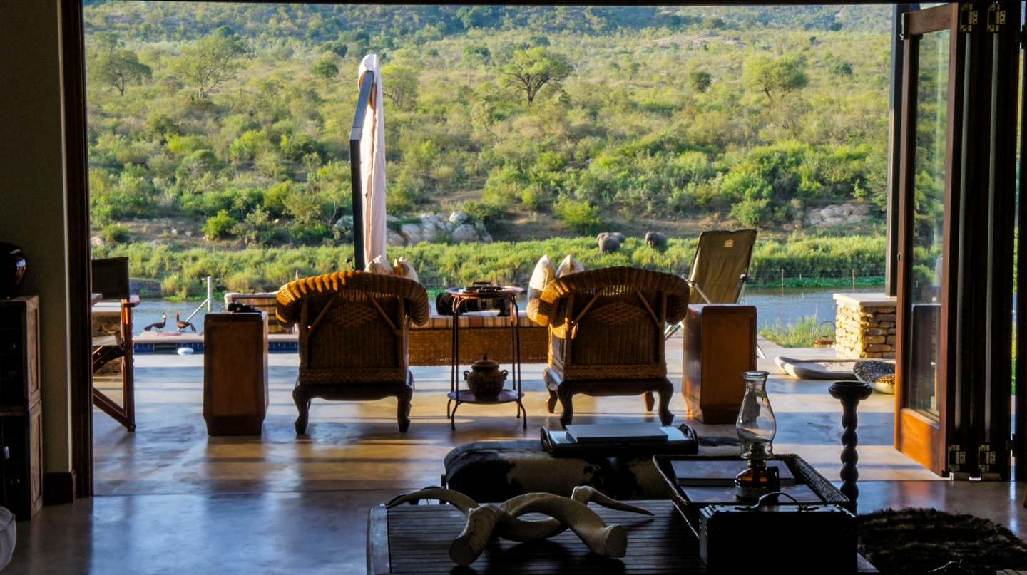 Kambaku River Lodge Malelane