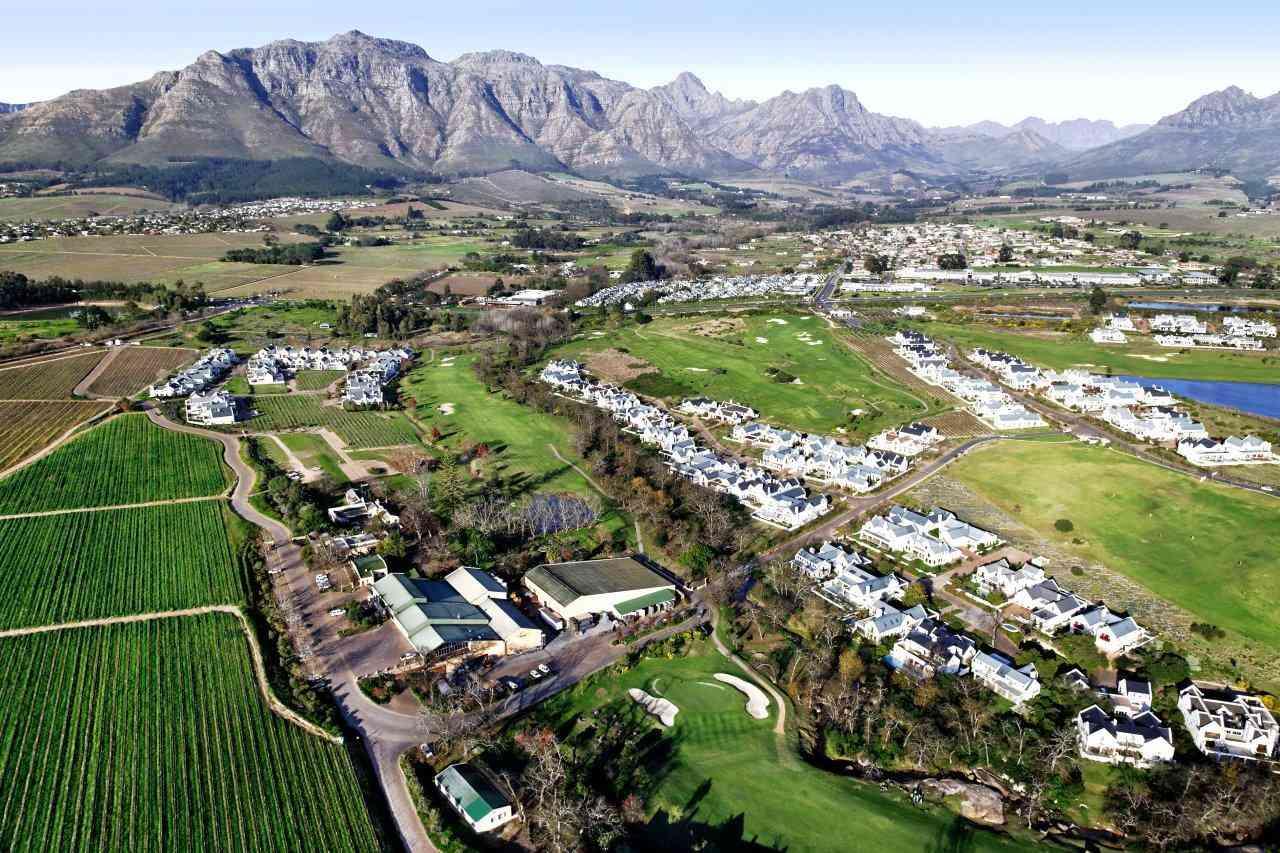 De Zalze Lodge Stellenbosch
