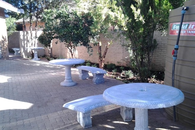 Kimberley Rose Guest House Kimberley South Africa