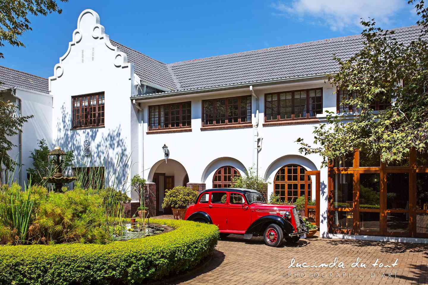 Kleinkaap boutique hotel pretoria for Kleine boutique hotels