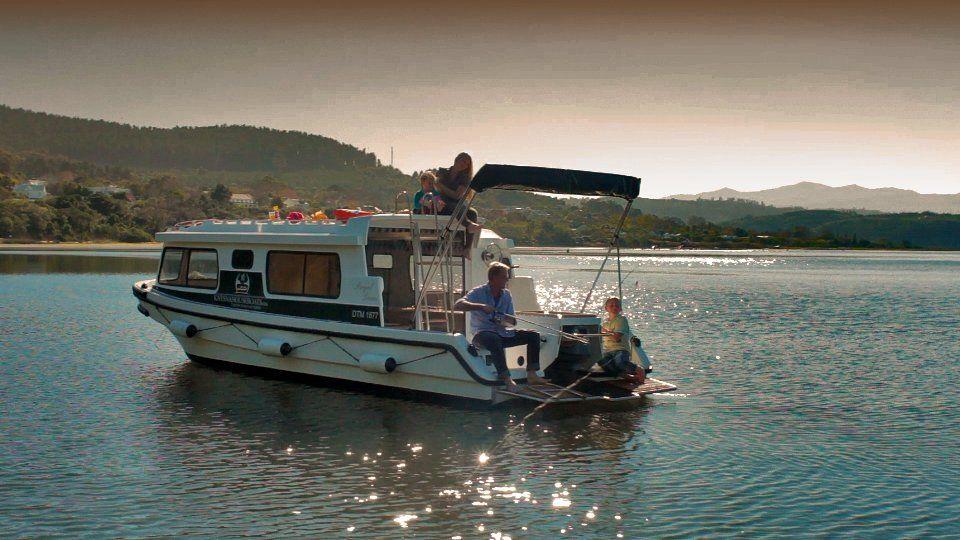 Knysna Houseboats Knysna