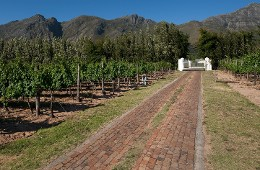La Galiniere Guest Cottages Franschhoek