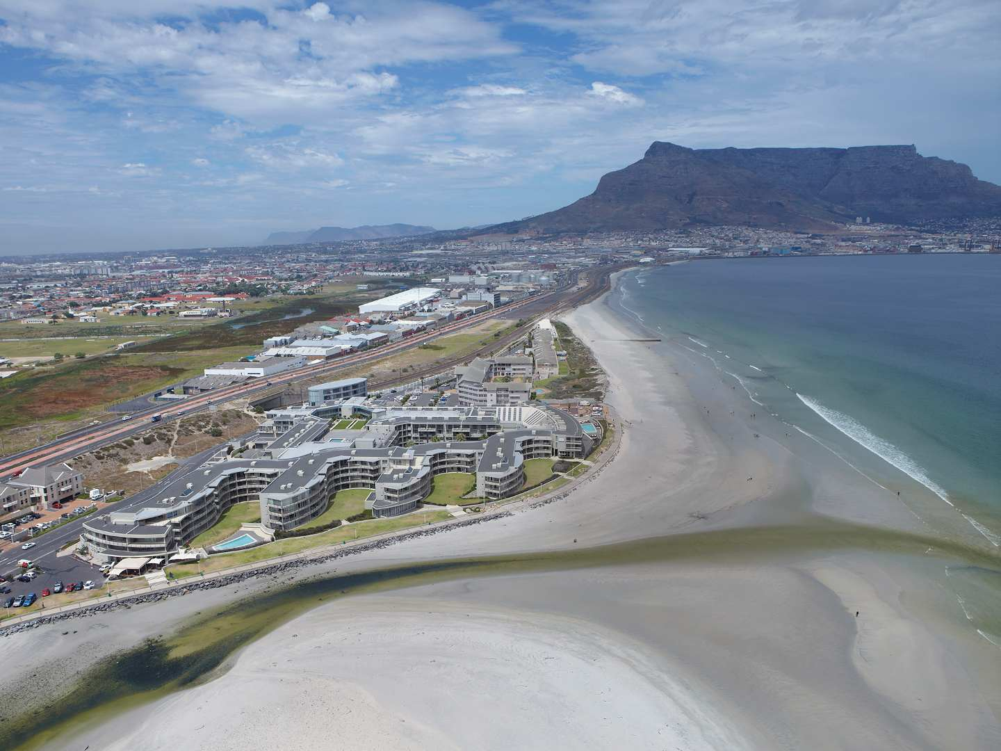 Sunstays Lagoon Beach Apartments Cape Town South Africa