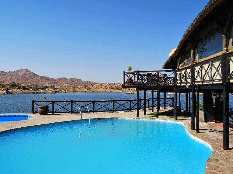 lake oanob resort  rehoboth  namibia