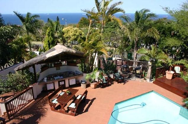 Accommodation Umhlanga Rocks Bed And Breakfast
