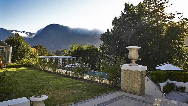 Le Franschhoek Hotel Amp Spa Franschhoek South Africa