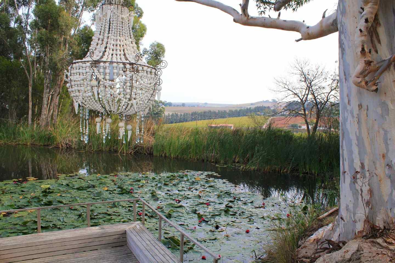 Le jardin stellenbosch south africa for Le jardin wine