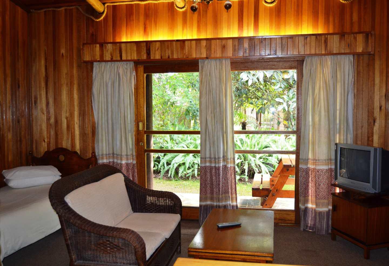Log Cabin Bedroom Log Cabin Village Graskop South Africa