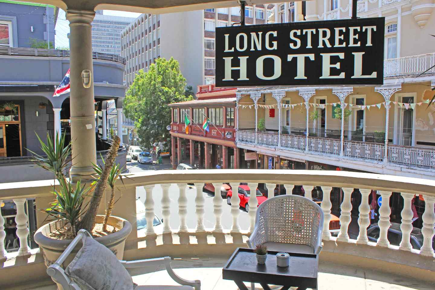 Long Street Boutique Hotel Cape Town