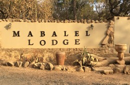 Mabalel Lodge Nelspruit