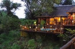 Madikwe River Lodge Madikwe Game Reserve