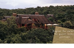 Makweti Safari Lodge  Welgevonden Private Game Reserve