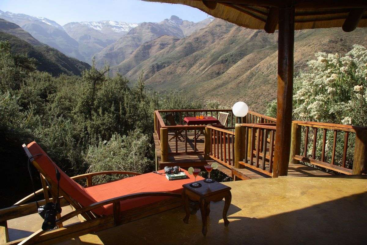 Maliba mountain lodge tsehlanyane national park lesotho for Alpine lodge