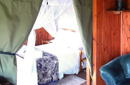 Bush Lodge Bedroom