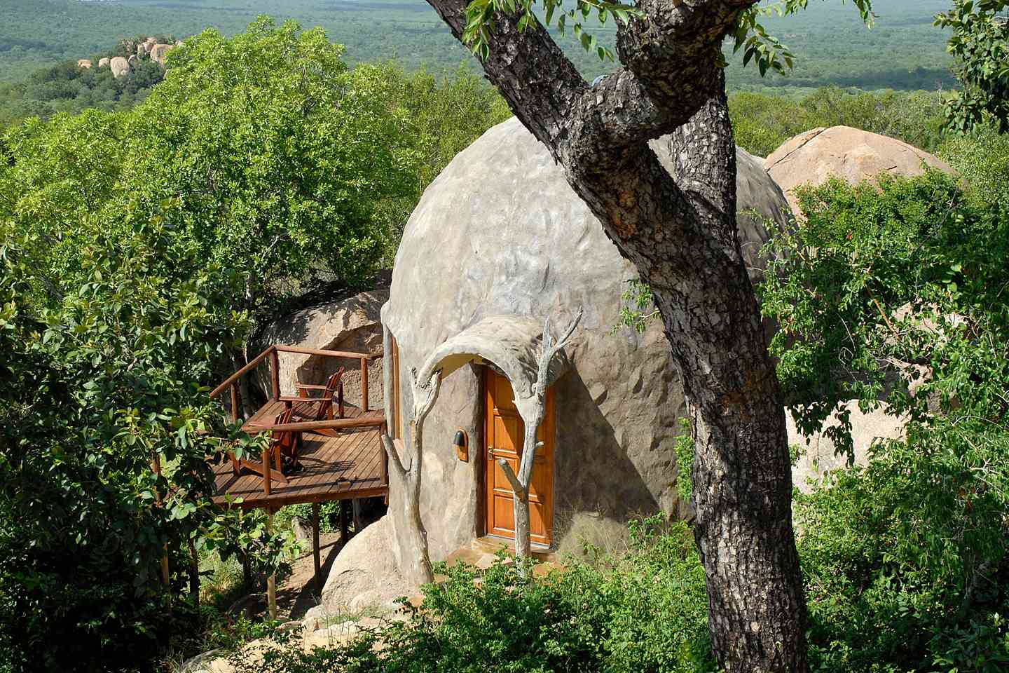 Manyatta Rock Camp Kruger National Park South Africa