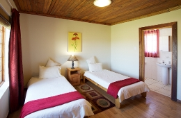 Self-Catering Floral Units Beds