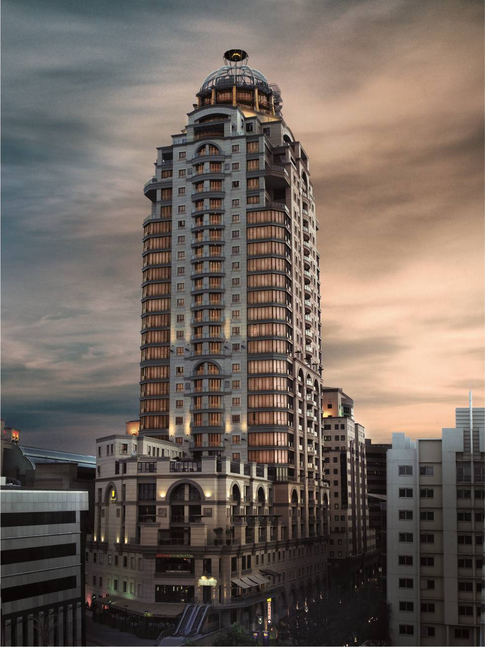 Michelangelo Towers Johannesburg