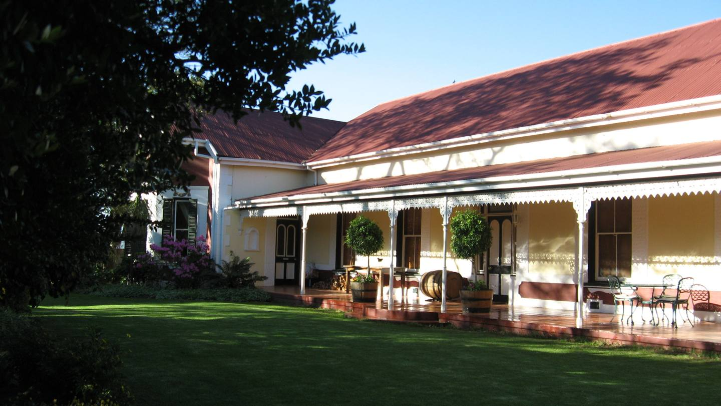 Monte Rosa Guest House Rawsonville South Africa