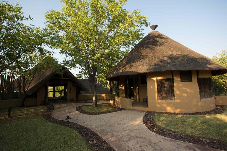 Mopane Bush Lodge Mapesu Private Game Reserve South Africa
