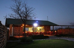Mopane Village Lodge - Etosha Etosha National Park