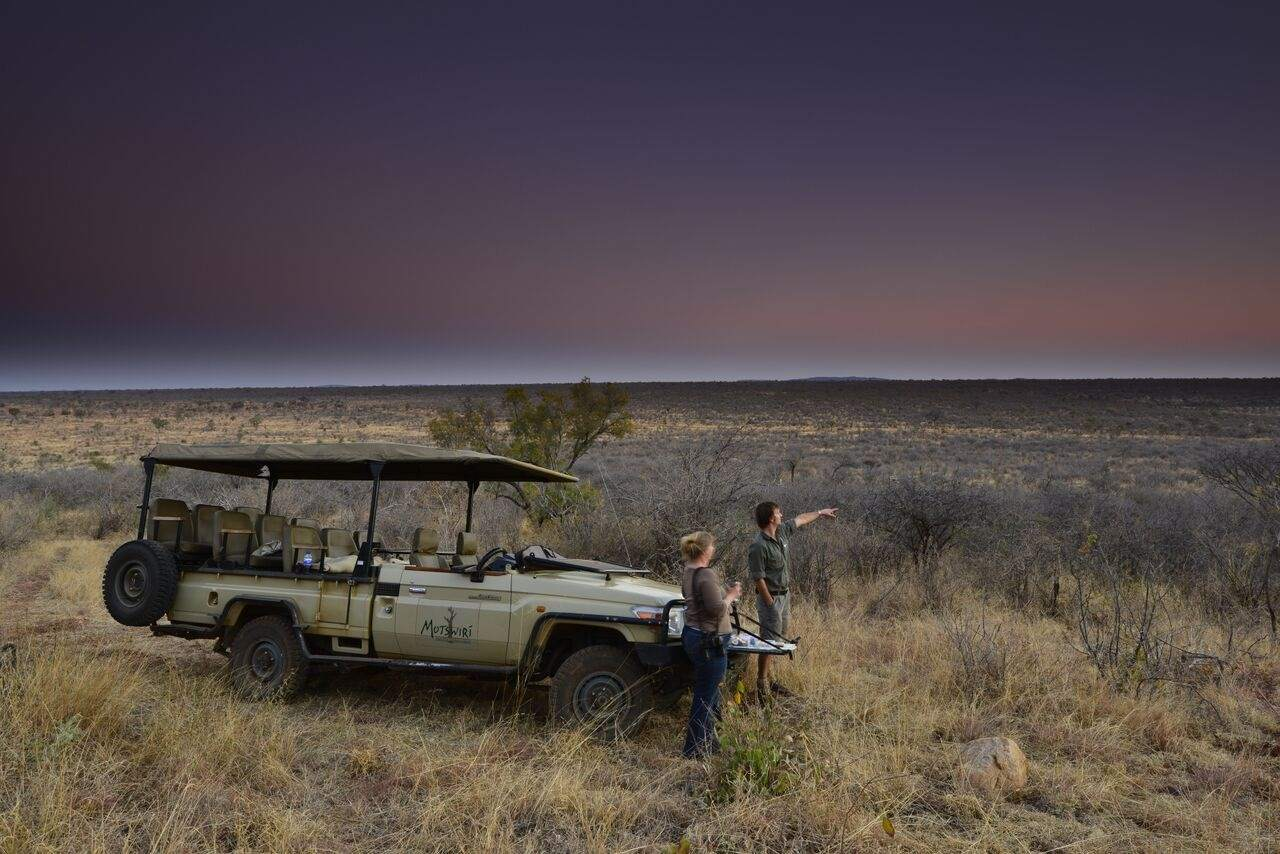 Motswiri Private Safari Lodge Madikwe Game Reserve South