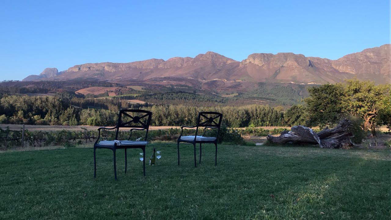 Mountain Shadows, Paarl, South Africa