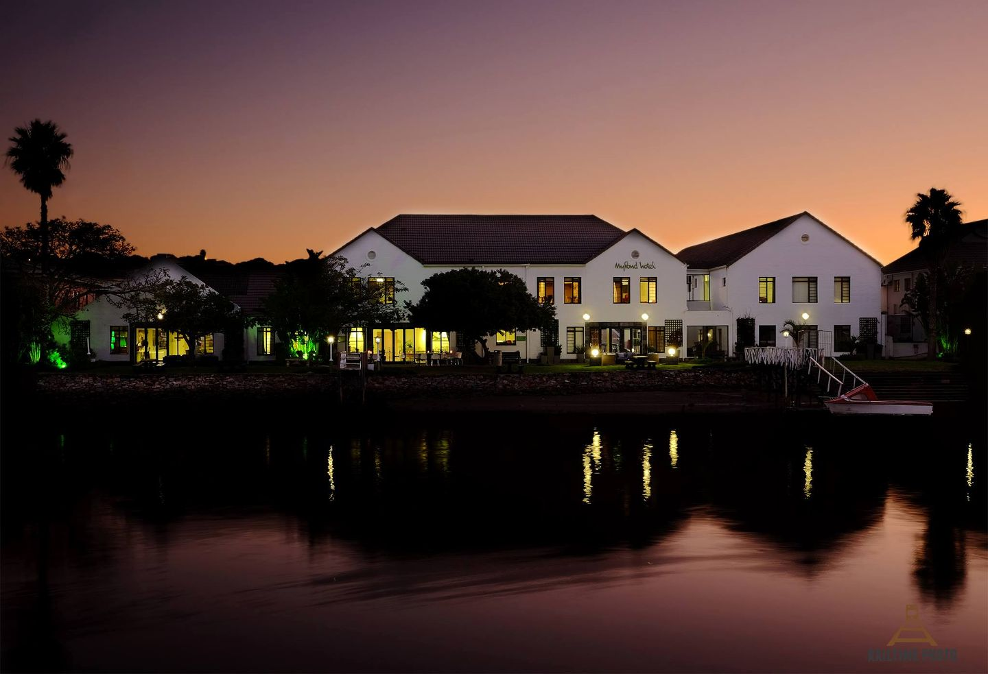My Pond Hotel Port Alfred South Africa
