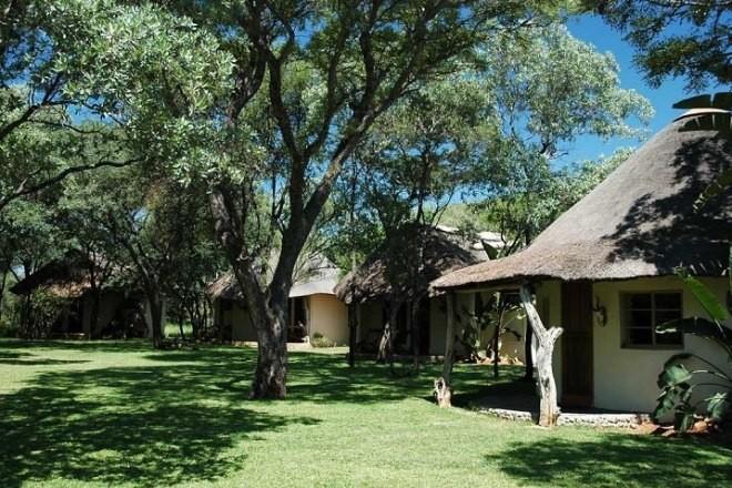 Mziki Safari Lodge Rustenburg South Africa