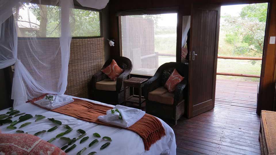 Safari Tented Chalet & Nkambeni Safari Camp Kruger National Park South Africa