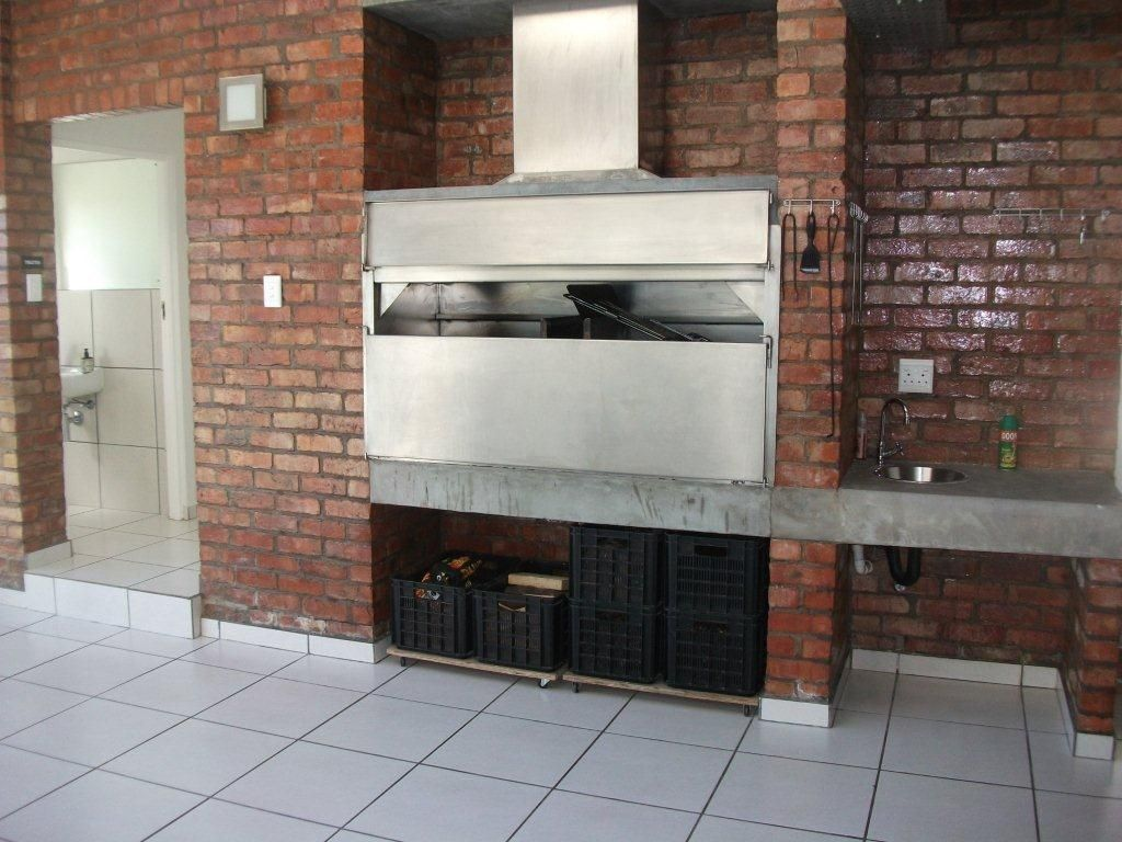 how to build a braai place