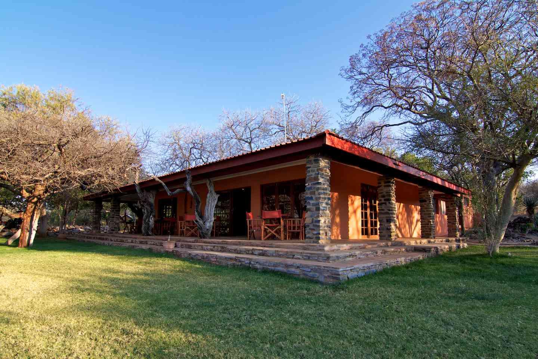 Ohange Namibia Lodge Tsumeb