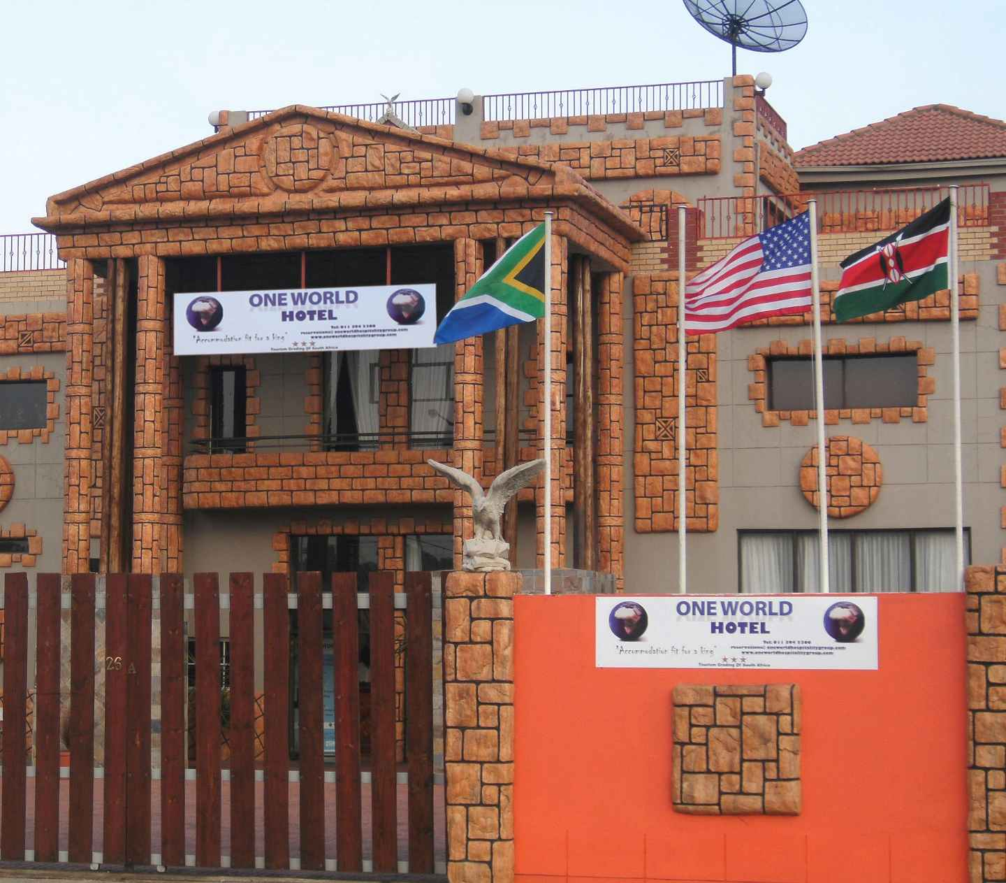 One World Hotel Kempton Park South Africa