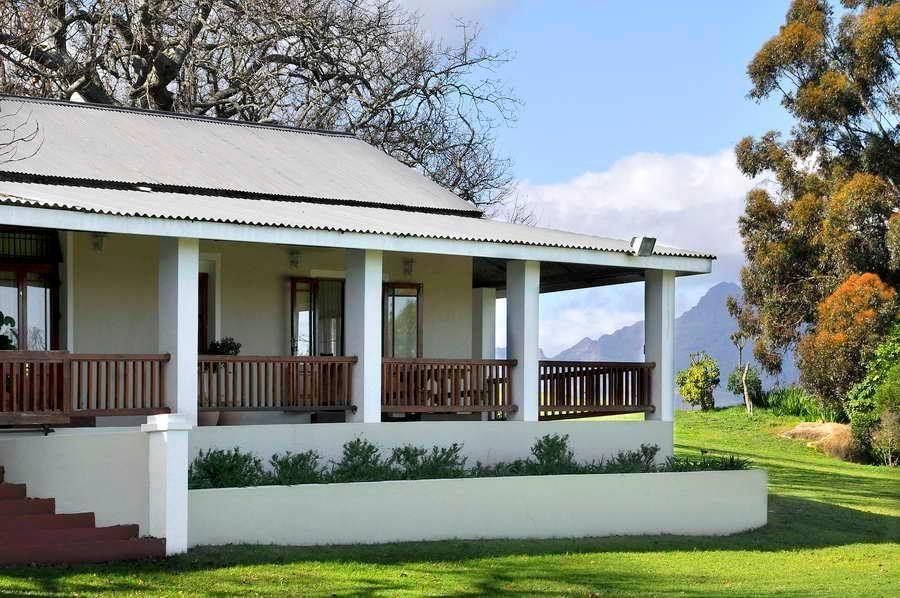 Onze Rust Guesthouse Stellenbosch South Africa