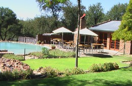 Orange Valley Guest Farm Colesberg