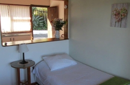 The Outeniqua - Triple Sleeper Chalet Bed